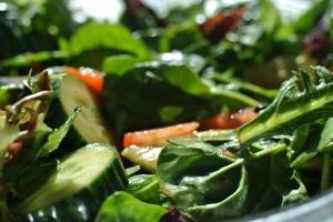 green salad
